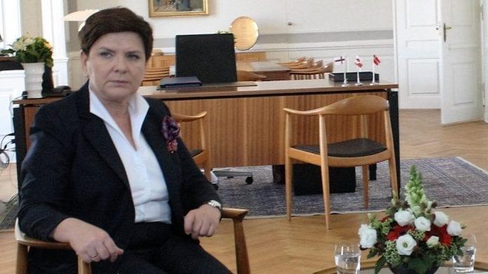 beata_szydlo_polen_statsminister_jens_moerch_polennu