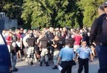 skopje_polske_fodbold_fans_anholdt