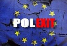 Polen forlader ikke EU