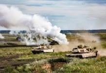 USA soldater væk fra Polen