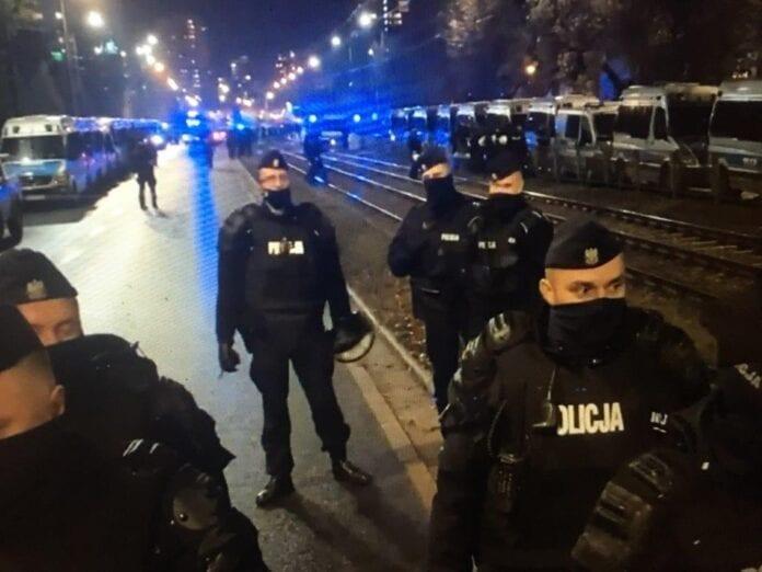 nytårsaften politi