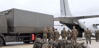 Hæren til Dover for at coronateste