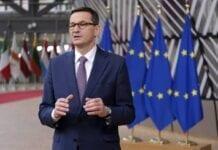 statsminister og borgmester polen