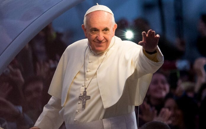 pave frans personlige læge