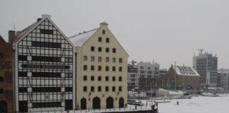 Polen 30 grader frost