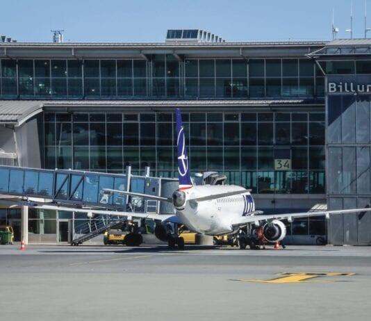 Flyvninger fra Billund