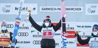 Dawid Kubacki skihop