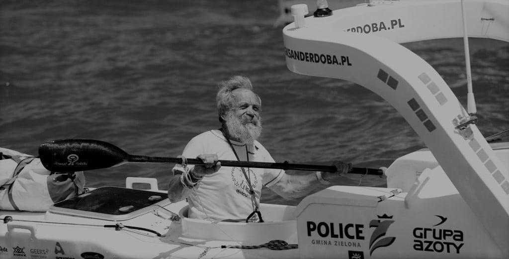 polsk eventyrer krydser atlanten