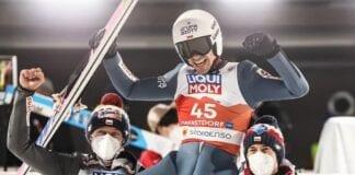 Verdensmester i skihop