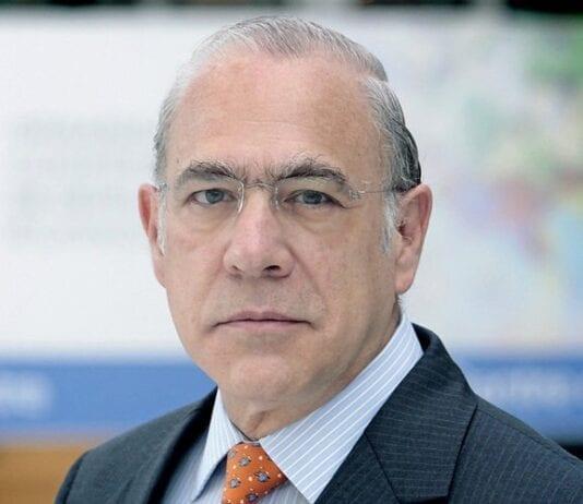 Generalsekretær Angel Gurría, OECD