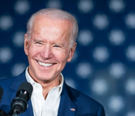 USA soldater Joe Biden