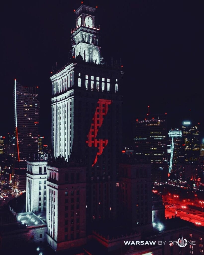 8 marts 2021 Warszawa