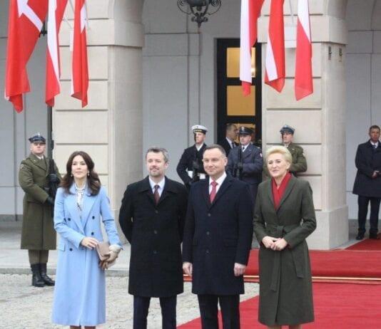 Klima Danmark Polen