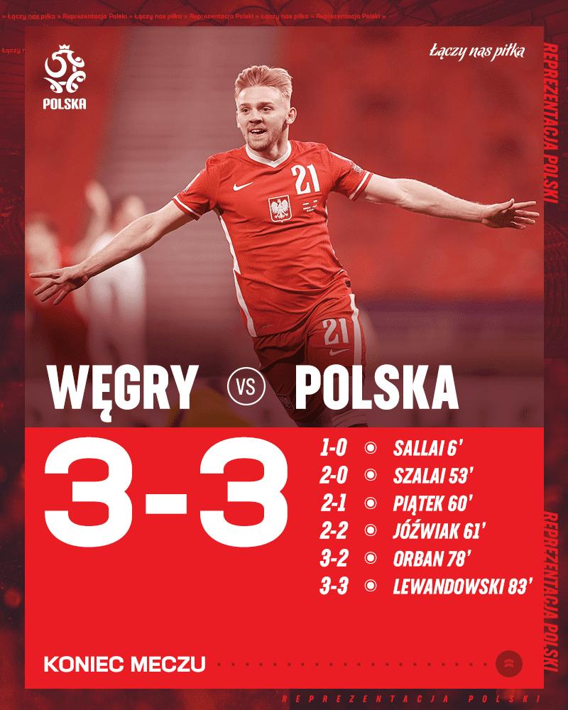 VM 2022 Ungarn - Polen
