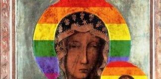 regnbue katolsk kirke LGBT