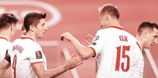 lewandowski og Polen til VM