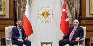Erdogan og Duda