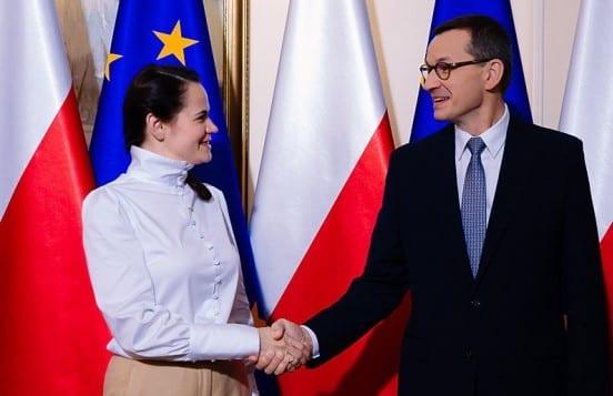 Hviderussere Polen