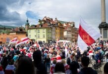 Hviderusland og Polen