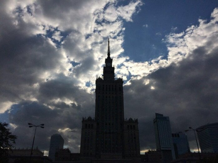 Polske corona tal