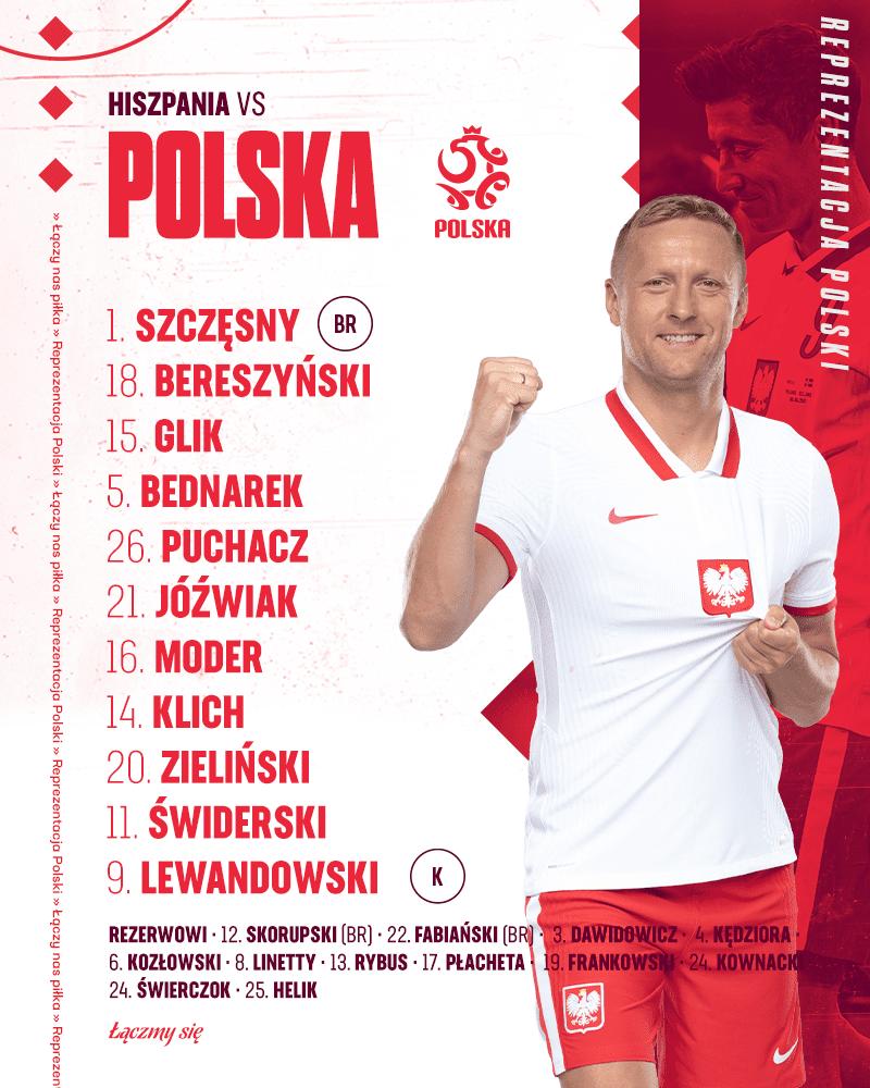 Spanien - Polen