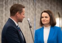 Hviderusser til Moskva
