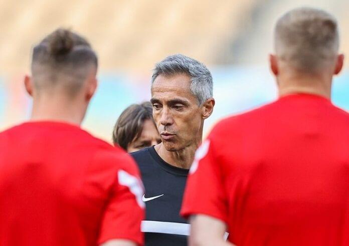 Spanien - Polen fodbold EM 2021