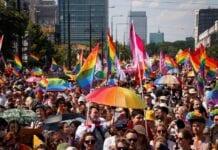 USA, Polen og LGBT