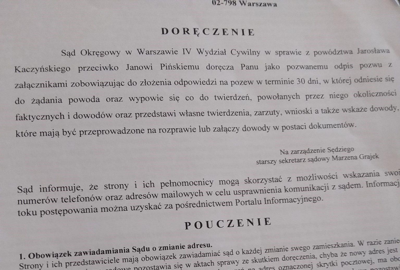 Kaczynski homoseksuel