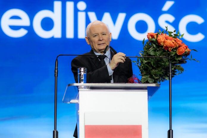 Jaroslaw Kaczynski PIS