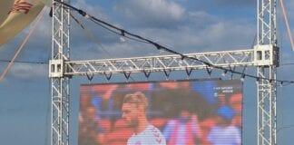 Polen fodbold Sopot og corona