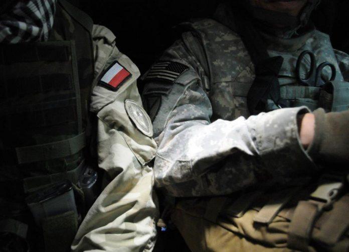 Polen Kabul soldater diplomater