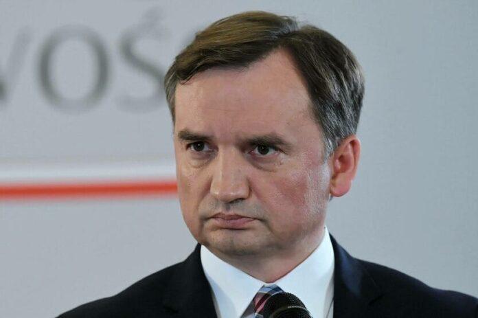 Justitsminister under anklage