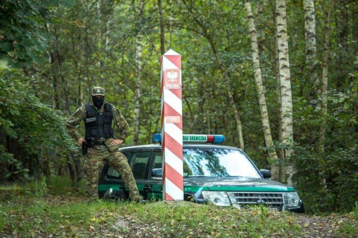 Hviderusland Polen