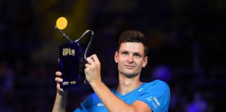 Polsk tennistalent