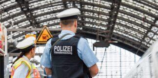 Tysk grænsepoliti