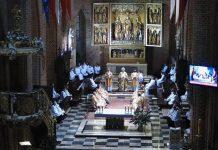 Katolske ledere flygtninge