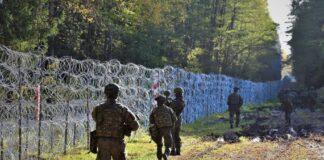 Mur Hviderusland Polen