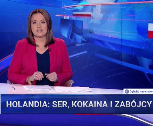 TVP Polen Holland EU